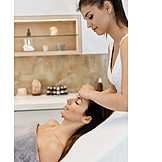 Massage, Masseuse, Facial Massage, Beauty Treatment