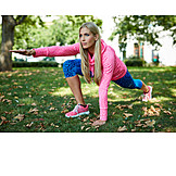 Warming Up, Workout, Runner