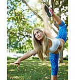 Balance, Yoga, Asana