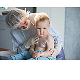 Boy, Treatment, Pediatrician