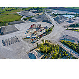 Industry, Quarry, Gravel Pit