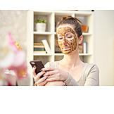 Online, Beauty Culture, Facial Mask