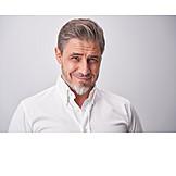 Man, Businessman, Portrait