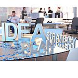 Business, Office, Ideas, Workplace, Idea