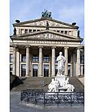 Berlin, Gendarmenmarkt, Theater