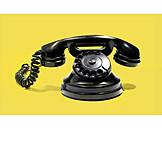 Telephone, Landline Phone, Land Line, Rotary Phone