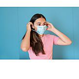Teenager, Pandemic, Corona