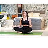 Teenager, Meditating, Concentration, Meditate, Mindfulness
