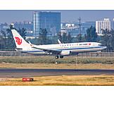 Airplane, Air China