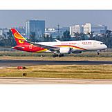 Airplane, Hainan Airlines