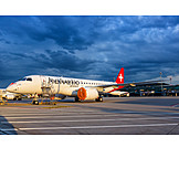 Airplane, Embraer 190