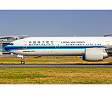 Airplane, Airline, Boeing 777, China Southern Airlines