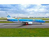 Airplane, Klm Royal Dutch Airlines