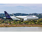 Airplane, Lufthansa