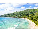 Beach, Seychelles, Indian Ocean