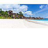 Beach, Sandy, Indian Ocean