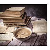 Coffee, Books, Recherche