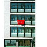 National flag, Patriotism, Turkey