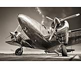 Airplane, Propeller airplane, Engine plane