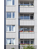 Domestic Life, Balcony, Apartment
