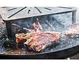 Broiling, Grill, Chop, Barbecue